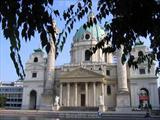 Karlskirche at Karlsplatz