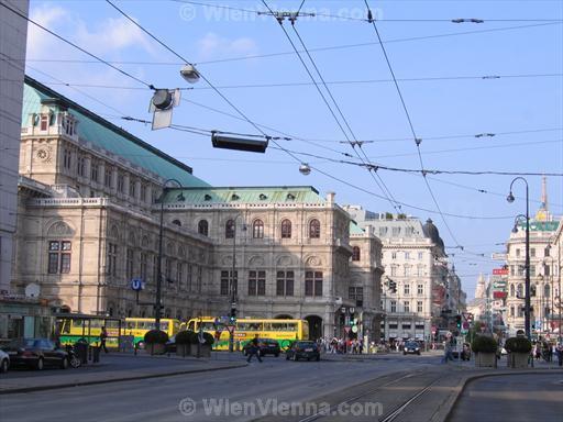 Kärntner Strasse Wien Vienna