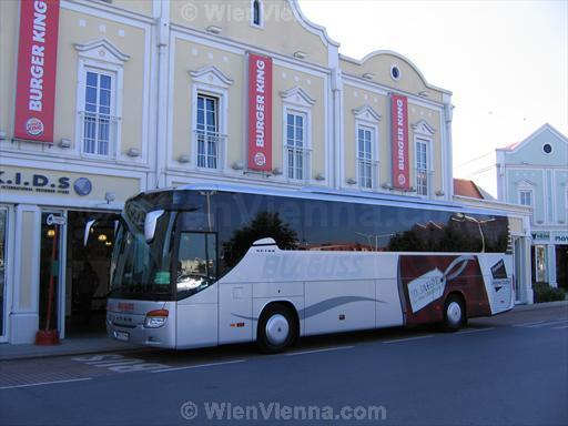 Parndorf Shuttle Bus Picture