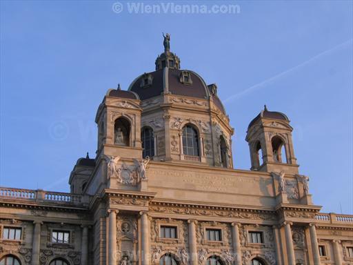 Vienna Kunsthistorisches Museum Detail